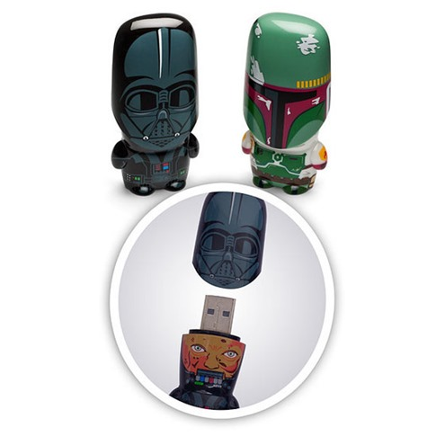 21. Memorias USB de Star Wars