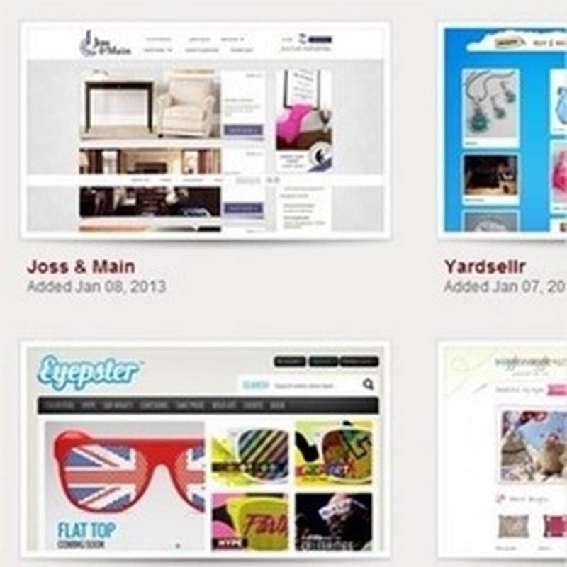 13 galerías web sobre CSS para encontrar inspiración