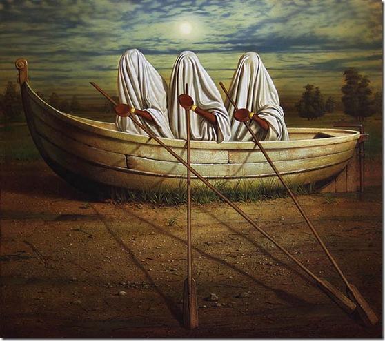 Drei in einem Boot-Siegfried Zademarck
