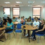 מפגש מתגייסים 2012 - המסלול האקדמי המכללה למינהל