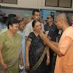 Inauguration of Akshaya Patra Kitchen in Ahmedabad by Hon'ble Chief Minister Smt. Anandiben Patel