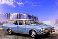 1968 Malibu Wagon Chevelle