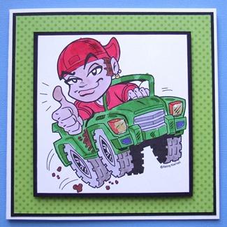 Keep on Truckin 1