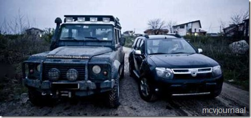 Dacia Duster 4x4 offroad 05