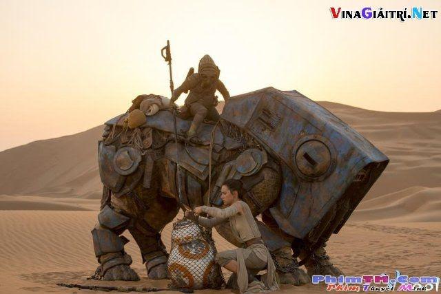 Xem Phim Chiến Tranh Giữa Các Vì Sao 7: Thần Lực Thức Tỉnh - Star Wars: The Force Awakens - phimtm.com - Ảnh 6