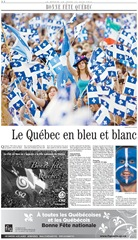 Bona fête nationale al Quebèc