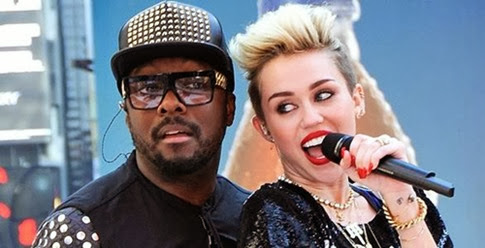 Will.i.am estrena video de Feelin' Myself junto a Miley Cyrus