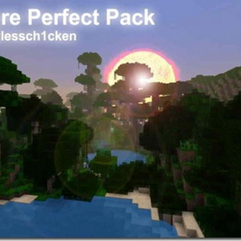 Minecraft 1.2.5 - The Perfect Picture Texture pack 128x