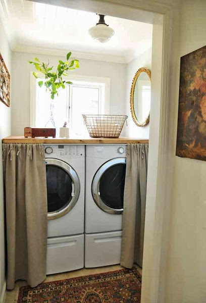 Heather Bullard Laundry Room Small Laundry Room Ideas