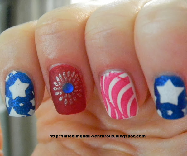 DSCN1726 Nail Designs For 4th Of July