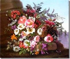 Wildflowers, by Adelheid Dietrich