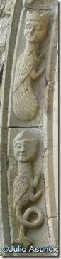 Rey y obispo - San Miguel de Olcoz