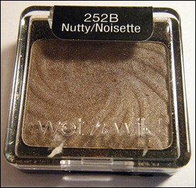Wet N Wild Nutty Eye Shadow