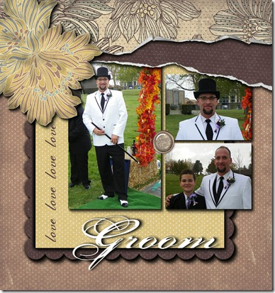 THE GROOM IN STORYBOOK CREATOR BY BARABARA MILNE