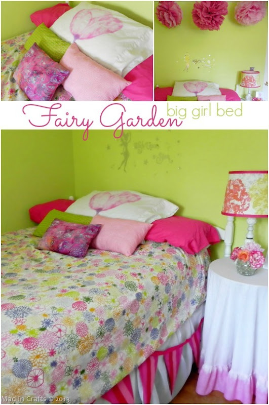 Fairy Garden Big Bed