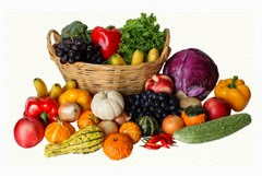 Vegetables & Fruits best for health