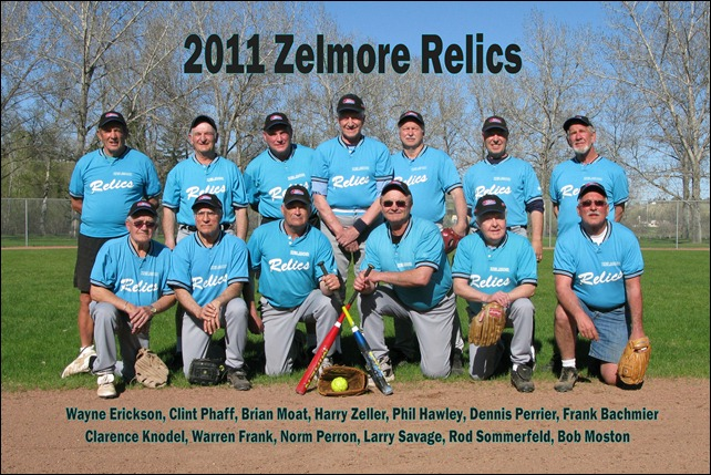 2011 Zelmore Relics #182 Finished