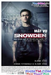 Mật Vụ Snowden - Snowden Tập HD 1080p Full