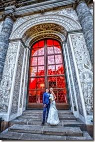 Свадебный фотограф в Праге Владислав Гаус
