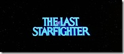 The Last Starfighter Title