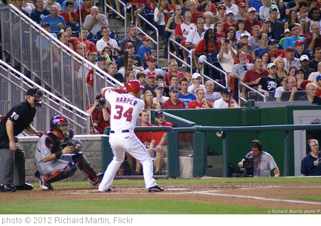 'Bryce Harper' photo (c) 2012, Richard Martin - license: http://creativecommons.org/licenses/by/2.0/