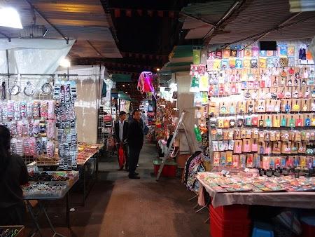 Piata de Noapte din Hong Kong