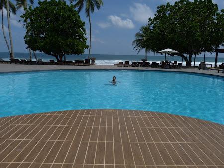 Hoteluri Sri Lanka in piscina