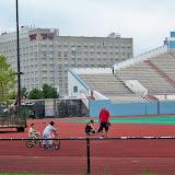 Host hotel is behind Satori Stadium.
