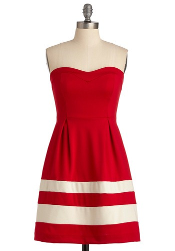 wheel bethere soon dress from modcloth