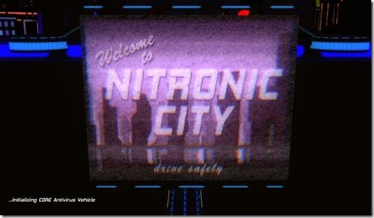 Nitronic Rush free indie game image 2