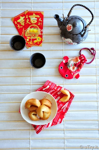 How to Make Fortune Cookies.  See complete recipe and video tutorial at  http://uTry.it