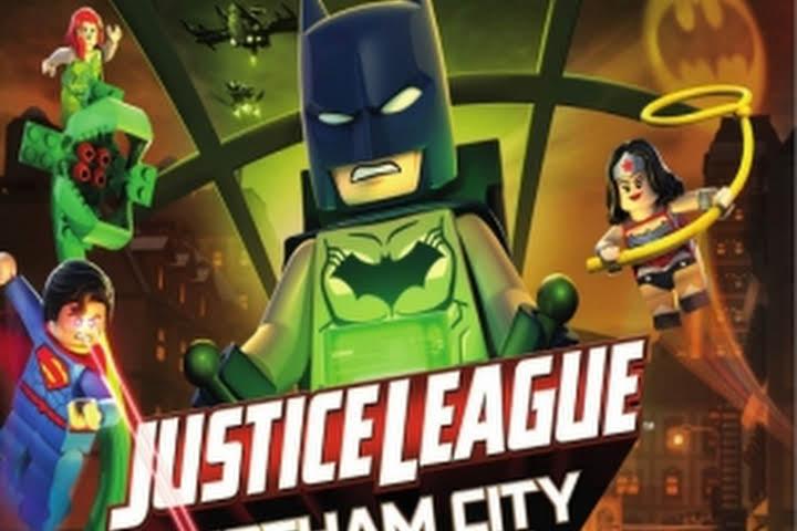 Liên Minh Công Lý: Đại Chiến Tại Gotham