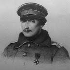 Лейтенант Н. Бирилев. Литография В.Ф. Тимма