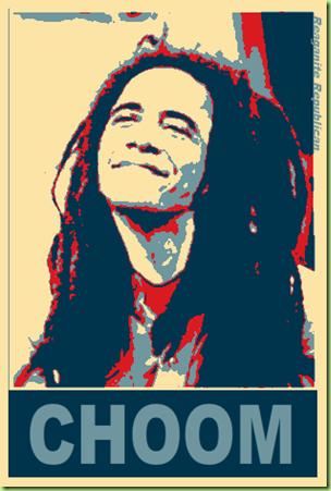 Obama CHOOM Poster