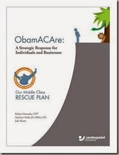 Obamacare booklet