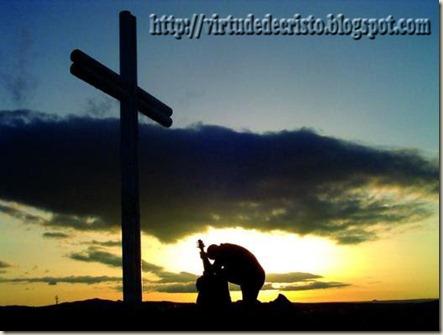 pé da cruz