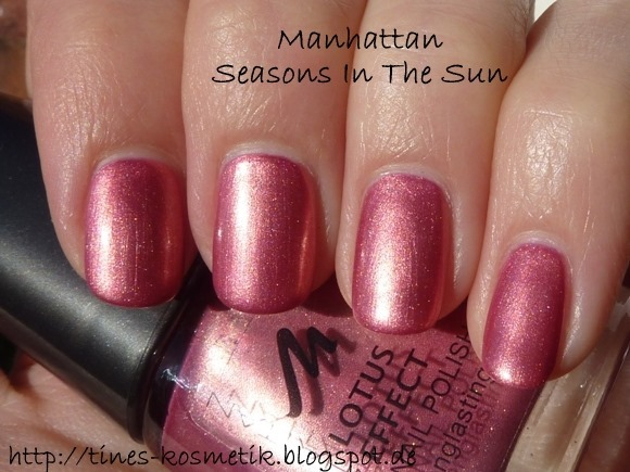 Manhattan Seasons In The Sun 4