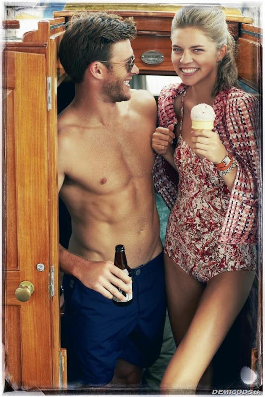 Scott Eastwood son of Clint Eastwood (2)