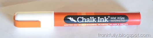 Chalk Ink from Amazon