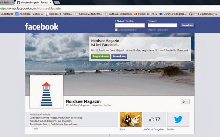Täglich auf Facebook – Aktuelle Infos aus 9 Ländern