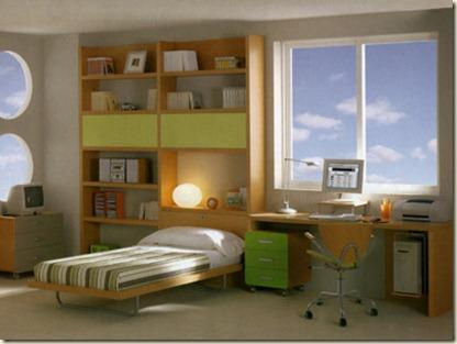 decoración de dormitorios para varones