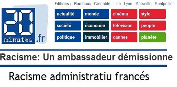 racisme administratiu francés