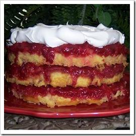 strawberry upsidedown cake2