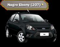negro ebony