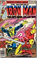 P00015 - El Invencible Iron Man #117