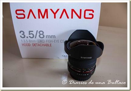 Samyang 8mm-10