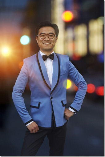 The Gangnam Halloween Costume Tuxedo Jacket