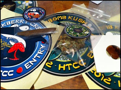 Kit Campeão da Green House Cannabis Cup 2012