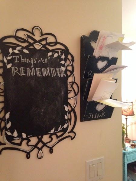 Chalkboard 2014 I