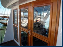 Aft Deck - French Doors